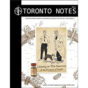 The Toronto Notes for Medical Students 2011 - Yingming Chen