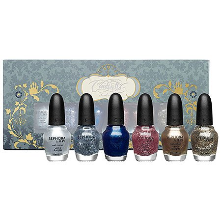 Disney Cinderella Collection A Brush with Fate Nail Polish Set (Cinderella Nail Polish compare prices)
