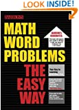 Math Word Problems the Easy Way (Easy Way Series)
