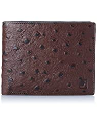 Da Milano Brown Men's Wallet (MW-0017C-OST/Brown)