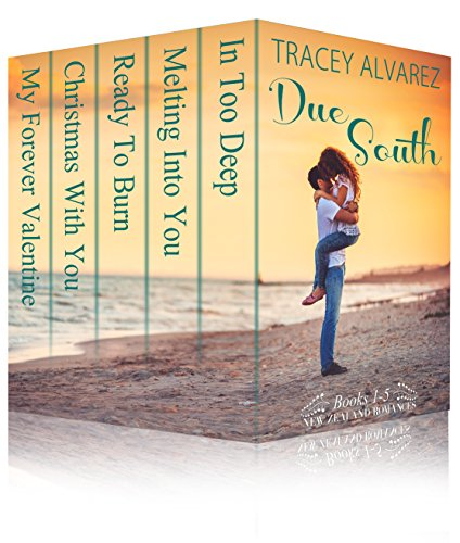 Due South Boxed Set by Tracey Alvarez ebook deal