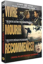 Edge of Tomorrow : Vivre, mourir, recommencer [Ultimate Edition - Blu-ray 3D + Blu-ray + DVD + Copie digitale] [Ultimate Edition - Blu-ray 3D + Blu-ray + DVD + Copie digitale]