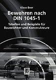 echange, troc Klaus Beer - Bewehren nach DIN 1045-1 fÌr Bauzeichner und Ko