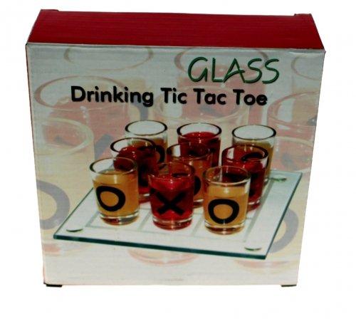549700 - Trinkspiel Tic-Tac-Toe