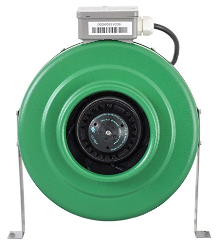 Active Air 400 CFM Inline Fan, 6-Inch (Exhaust Fan 400 compare prices)