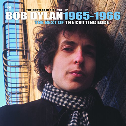 Album Art for The Best of the Cutting Edge 1965-1966: Bootleg Series Vol. 12 by Bob Dylan