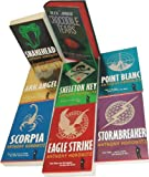 Alex Rider Pack Collection, 8 books, RRP