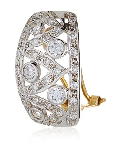 GOLD & DIAMONDS Orecchini oro 18 kt