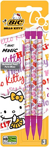 bic-hello-kitty-designed-matic-mechanical-pencils-pack-of-3