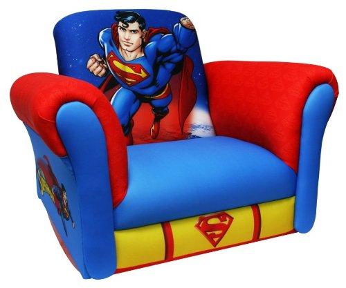 Warner Brothers Rocking Chair Superman Snivuke