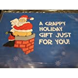 GIFT WRAP : CRAPPY HOLIDAY GIFT