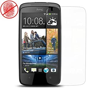 LCD Screen Protector for HTC Desire 500 / 506e , Function: Anti Glare