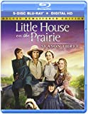 Little House on the Prairie Season 3 (Deluxe Remastered Edition Blu-ray + UltraViolet Digital Copy)