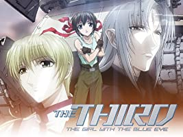 The Third: The Girl with the Blue Eye Season 1