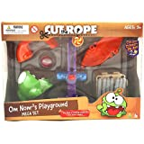 Cut the Rope Om Nom's Playground Mega Playset