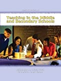 img - for Teaching in the Middle and Secondary Schools (8th Edition) by Richard D. Kellough (2005-06-17) book / textbook / text book
