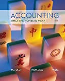 Accounting: What the Numbers Mean with Connect Plus (0077729870) by Marshall, David