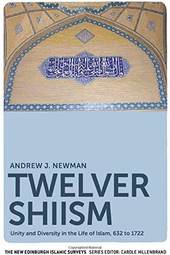 Twelver Shiism (The New Edinburgh Islamic Surveys)