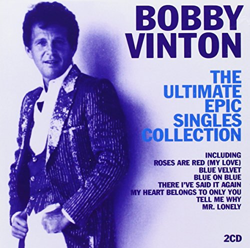 Bobby Vinton - Ultimate Epic Singles Collection - Zortam Music
