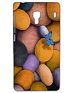 Xiaomi Redmi 1s Back Cover Designer Hard Case Printed Cover