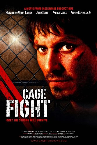 Cover art for  Cage Fight