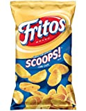 Fritos: Scoops! Corn Chips, 10.5 Oz Bags (Pack of 10)