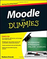 Moodle For Dummies Front Cover