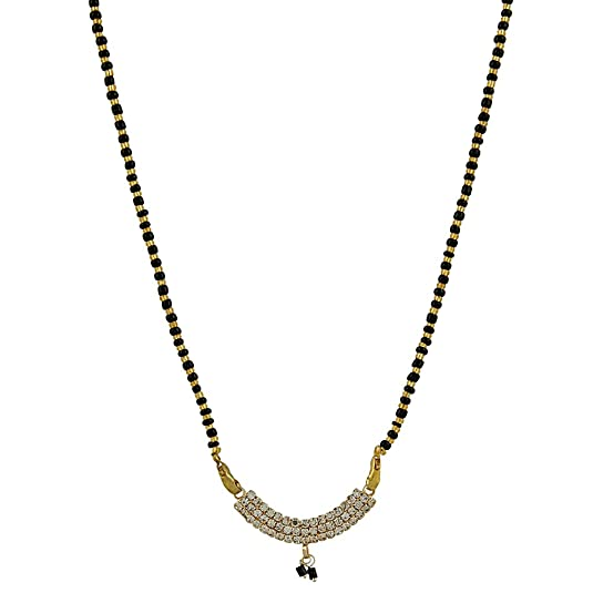 Stylish Mangalsutra Set by Bfly available at Amazon for Rs.149
