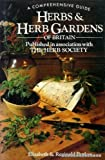 img - for Herbs and Herb Gardens of Britain: A Comprehensive Guide book / textbook / text book