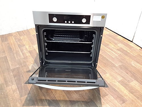 Zanussi ZOP37902BE Built-In Single Electric Oven, Stainless Steel - G 1794700