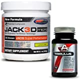 USP Labs Jack3D Micro, Lemon Lime 30 servings (Free Tribulus)