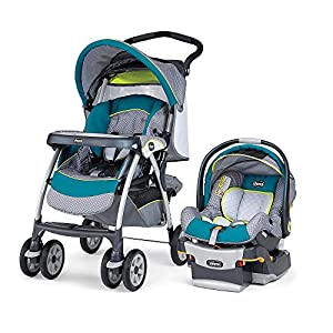 Chicco Cortina SE30 Travel System Stroller & Car Seat - Cadiz