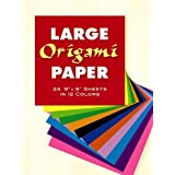 Large Origami Paper : 24 9