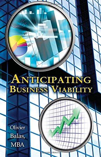 Anticipating Business Viabilty