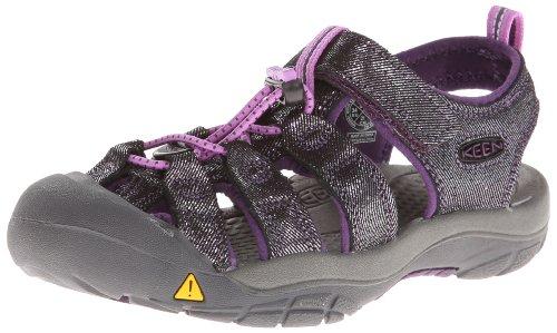 Keen Newport Premium Sandal (Toddler/Little Kid/Big Kid),Blackberry,2 M Us Little Kid front-1038825