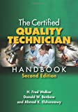 img - for The Certified Quality Technician Handbook, Second Edition book / textbook / text book