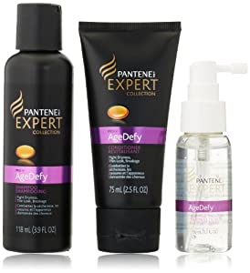 Pantene Pro-V Expert Collection Agedefy Hair Products Starter 1 Kit