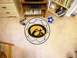 "Tulsa Golden Hurricane 29"" Round Basketball Floor Mat (Rug)"