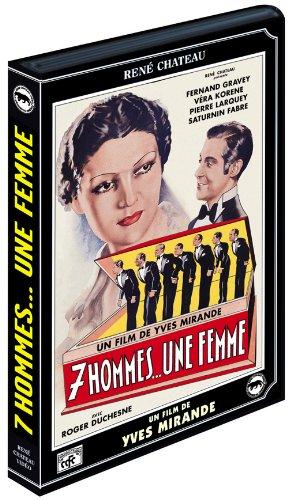 Sept Hommes... Une Femme [Edizione: Francia]