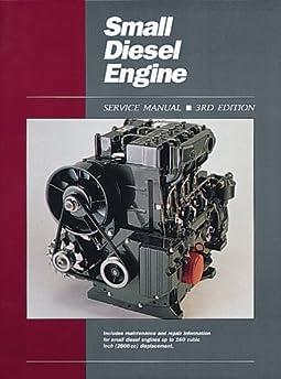 small diesel engine service manual intertec publishing corporation 9780872884489 amazon com