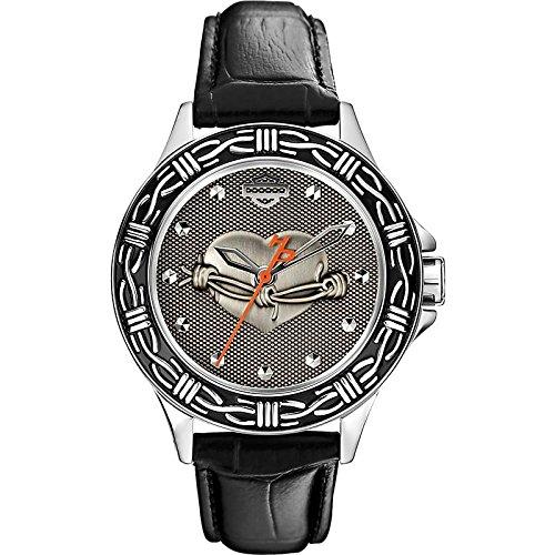 montre heure seulement Harley Davidson pour femme 76L165 style décontracté cod. 76L165
