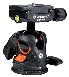 Vanguard BBH-100 Ball Head with QS-60 Plate