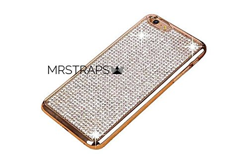 Diamant Glitzer Case iPhone 6/6s Gold