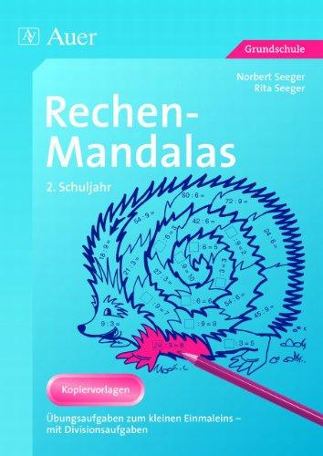 Download Rechen Mandalas übungsaufgaben Zum Kleinen Einmaleins Mit
