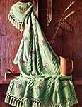 Knitting Pattern: KNITTED ROSEBUD AFG...