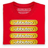 Official Subbuteo - Flicks for Kicks Colour Organic T Shirt, Mens
