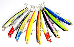 Amazon.com : max7777769 Japanese specification sea bass Perch lures