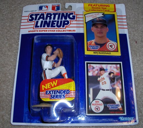 1990 Ben McDonald MLB Extended Series Starting Lineup