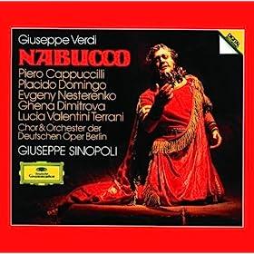 "Nabucco / Act 3 - Chorus: ""Va, pensiero, sull'ali dorate"""