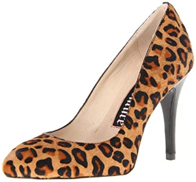 cheetah print pumps
